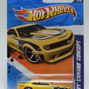 Chevy Camaro Concept -Hot Wheels-