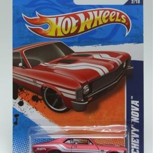 '68 Chevy Nova -Hot Wheels-