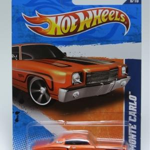 '70 Monte Carlo -Hot Wheels-