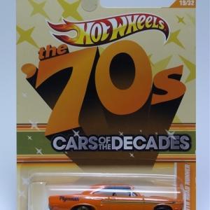 '70 Plymouth Road Runner -Hot Wheels-