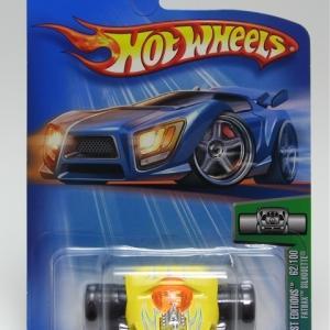 Fatbax Silhouette -Hot Wheels-