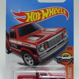 1978 Dodge Li'l Red Express -Hot Wheels-