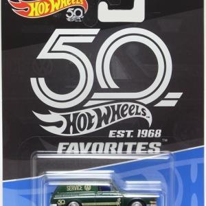 Custom '69 Volkswagen Squareback -Hot Wheels-
