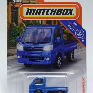 Subaru Sambar Truck -Matchbox-