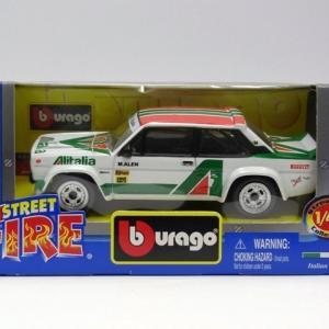 Fiat 131 Abarth -Bburago-
