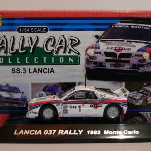 Lancia 037 Rally 1983 Monte Carlo -CM's-