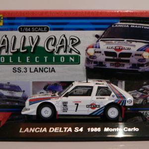 Lancia Delta S4 1986 Monte Carlo -CM's-