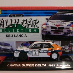 Lancia Super Delta 1993 Acropolis -CM's-