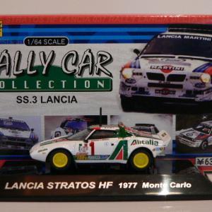 Lancia Stratos HF 1977 Monte Carlo -CM's-