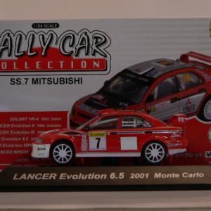 Mitsubishi Lancer Evolution 6.5 2001 Monte Carlo -CM's-