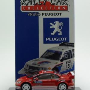 Peugeot 307 WRC 2005 Finland -CM's-