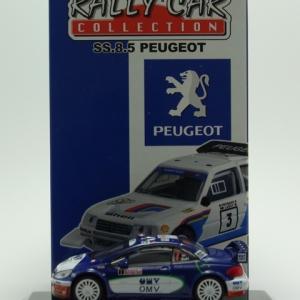 Peugeot 307 WRC 2006 Monte Carlo -CM's-