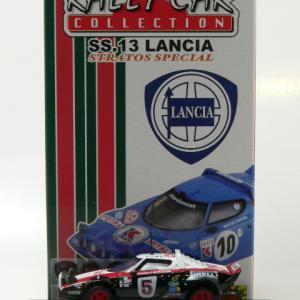 Lancia Stratos HF 1978 Monte Carlo -CM's-