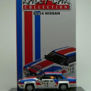 Nissan 240RS 1983 Monte Carlo -CM's-