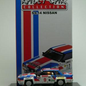 Nissan 240RS 1984 Safari -CM's-