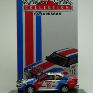 Nissan 200SX 1988 Safari -CM's-