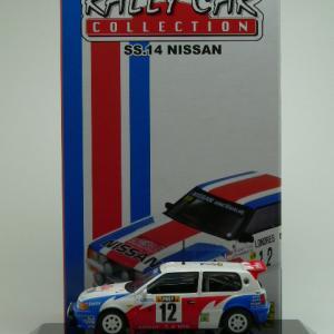 Nissan Pulsar GTI-R 1992 Monte Carlo -CM's-