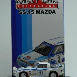 Mazda RX-7 1985 Acropolis -CM's-