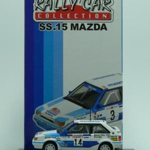 Mazda 323 4WD 1986 Monte Carlo -CM's-
