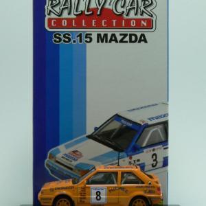 Mazda 323 4WD 1989 Swedish -CM's-
