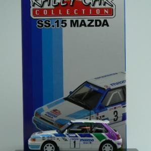 Mazda 323 GTX 1991 Swedish -CM's-