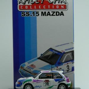 Mazda 323 GT-R 1993 Sanremo -CM's-