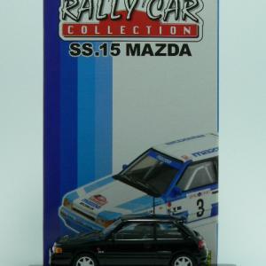 Mazda Familia GT-R -CM's-