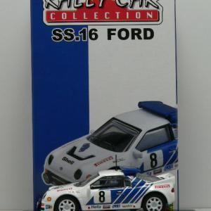 Ford RS200 1986 Swedish -CM's-