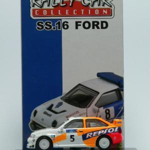 Ford Escort WRC 1997 Acropolis -CM's-