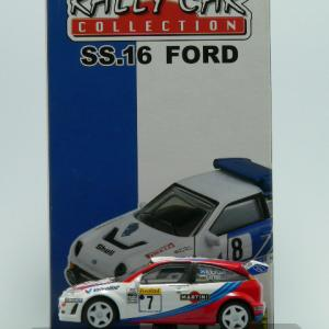Ford Focus WRC 1999 Monte Carlo -CM's-
