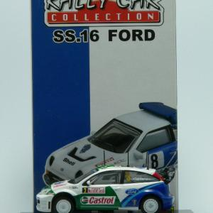 Ford Focus RS WRC04 2005 Monte Carlo -CM's-