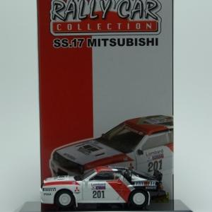 Mitsubishi Starion 4WD Gr.B 1984 RAC -CM's-
