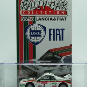 Lancia 037 Rally 1984 Sanremo -CM's-