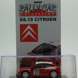Citroen Xsara WRC 2001 Catalunya -CM's-