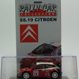 Citroen Xsara WRC 2003 Monte Carlo -CM's-