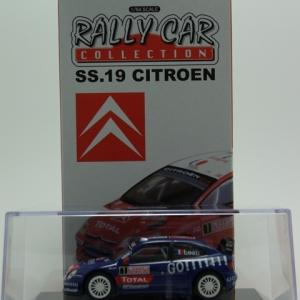 Kronos Citroen Xsara WRC 2006 Monte Carlo -CM's-