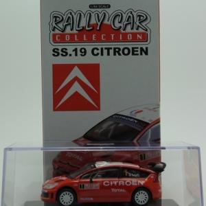 Citroen C4 WRC 2007 Monte Carlo -CM's-