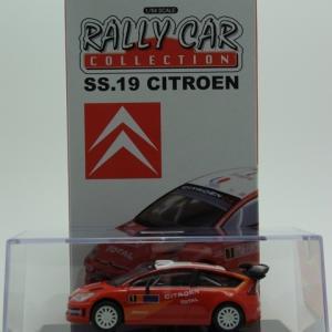 Citroen C4 WRC Test Car -CM's-
