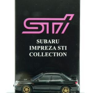 Subaru Impreza WRX STi GDB-A -CM's-