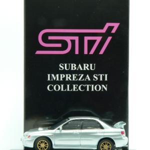 Subaru Impreza WRX STi GDB-B -CM's-