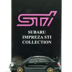 Subaru Impreza WRX STi GDB-E -CM's-