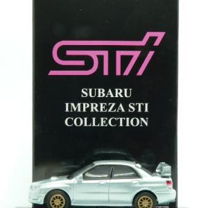 Subaru Impreza WRX STi GDB-F -CM's-