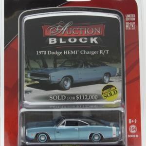 1970 Dodge HEMI Charger R/T -Greenlight-