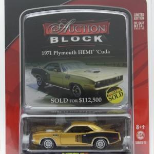 1971 Plymouth HEMI 'Cuda -Greenlight-