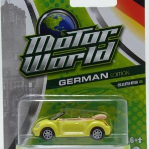 Volkswagen New Beetle Convertible -Greenlight-