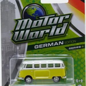 Volkswagen Samba Bus -Greenlight-