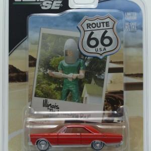 1965 Ford Galaxie -Greenlight-