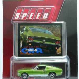 1967 Ford Mustang -Greenlight-