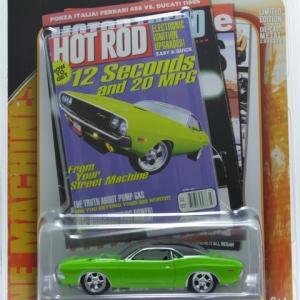1970 Dodge Challenger -Greenlight-