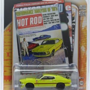 1969 Ford Mustang Mach 1 -Greenlight-